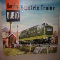 Hornby Dublo 1962 Catalogue for 2-Rail